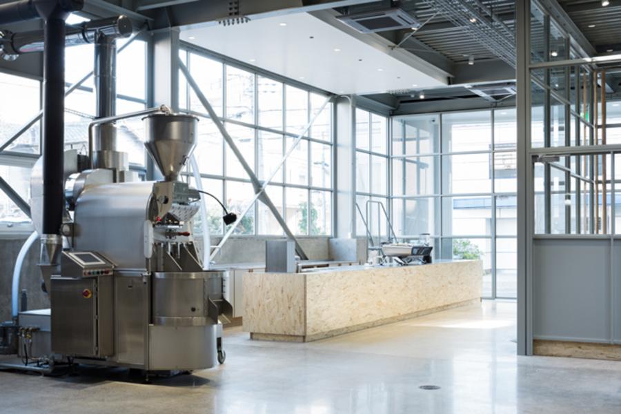 ブルーボトルコーヒーが2月6日、清澄白河ロースタリー&カフェをオープン